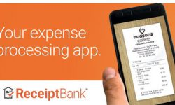 Receipt Bank – Free to all of our clients